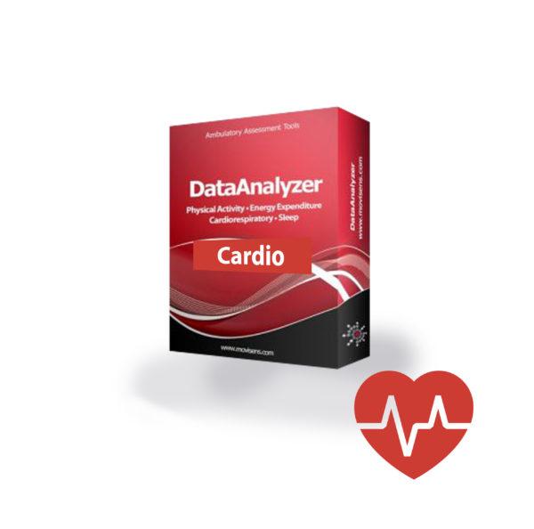 DataAnalyzer Cardio Module Box